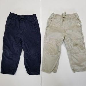 Lot of 2 Cargo Pants